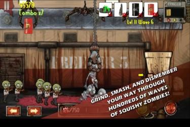 Imagen de Zombie Crane Tower Defense
