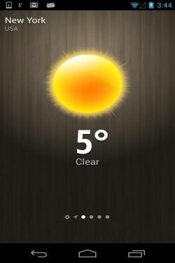 Imagen de Clima - Weather