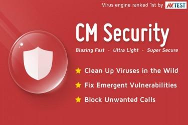 Imagen de CM Security - FREE Antivirus
