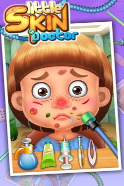 Imagen de Little Skin Doctor - Free game