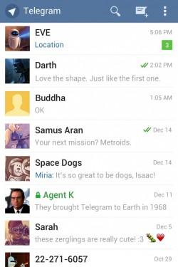 Imagen de Telegram