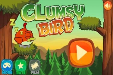 Imagen de Pájaros Torpes - Clumsy Bird