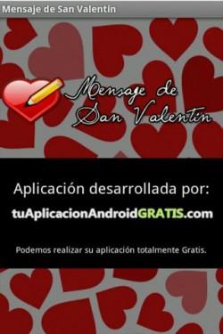 Imagen de Mensaje de Amor y San Valentín