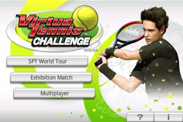 Imagen de Virtua Tennis Challenge