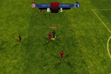 Imagen de Partido de Fútbol 2014 3D