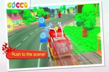 Imagen de Gocco Fire Truck: 3D Kids Game