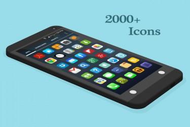 Imagen de iPhone IOS 7 Theme Apex Nova