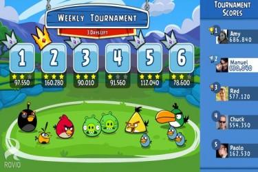 Imagen de Angry Birds Friends