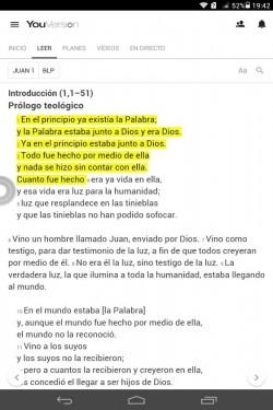 Descargar Biblia Dios Habla Hoy para Android