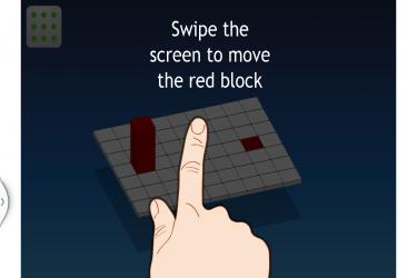 Imagen de bloque N rollo 3D