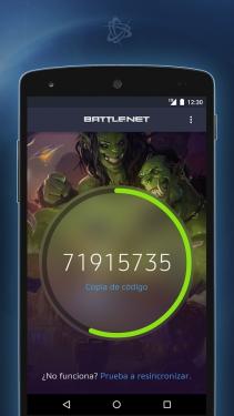 Imagen de Battle.net Authenticator