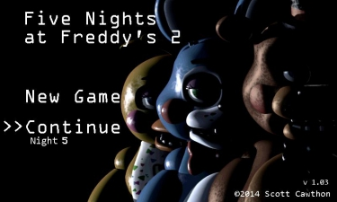 Imagen de Five Nights at Freddy's 2