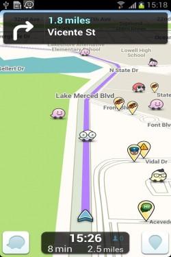 Imagen de Waze - GPS social y tráfico