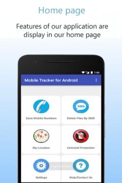 Imagen de Mobile Tracker