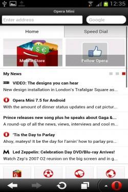 Imagen de Opera Mini Web browser