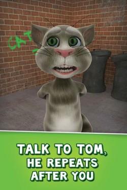 Imagen de Tom el gato hablador Free