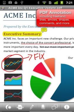 Imagen de Quickoffice Pro (Office y PDF)