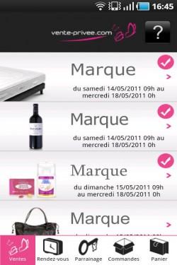 Imagen de vente-privee.com