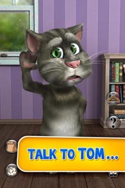 Imagen de Talking Tom Cat 2