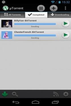 Imagen de µTorrent®  Beta - Torrent App