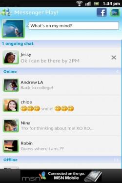 Imagen de Messenger Play!
