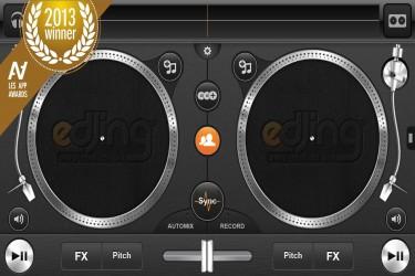 Imagen de edjing mezcladora de DJ gratis
