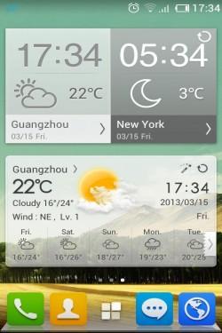 Imagen de GO Weather Forecast & Widgets