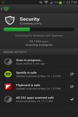 Imagen de Lookout Seguridad y Antivirus