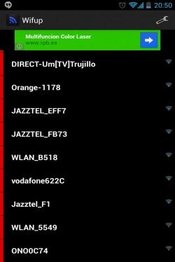 Imagen de Contraseñas Wifi