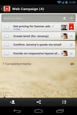 Imagen de Wunderlist - To-do & Task List