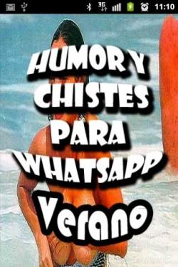 Imagen de Humor para Whatsapp - Verano