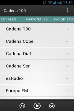 Imagen de Radios de España