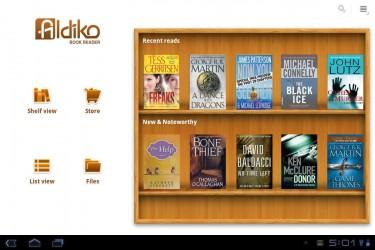 Imagen de Aldiko Book Reader