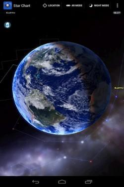 Imagen de Mapa Estelar