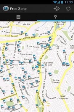Imagen de Free Zone - Free WiFi Scanner