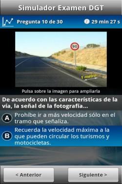 Imagen de Autoescuela Móvil - Test DGT