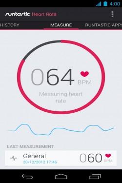 Imagen de Runtastic Heart Rate