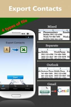 Imagen de Contactos<->Excel Lite