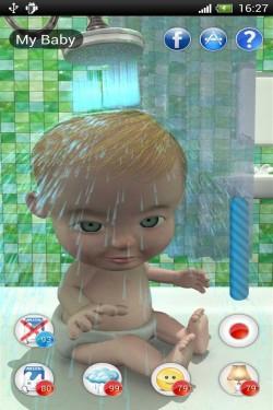 Imagen de Mi bebé (Tamagotchi)