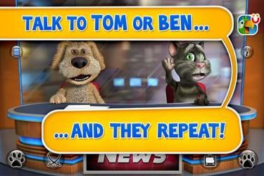 Imagen de Talking Tom & Ben News Free