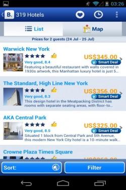 Imagen de Booking.com: +320.000 hoteles