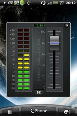 Imagen de Music Volumen EQ
