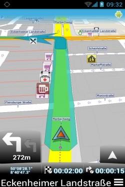 Imagen de MapFactor: GPS Navigation