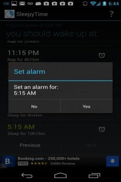 Imagen de SleepyTime: Bedtime Calculator