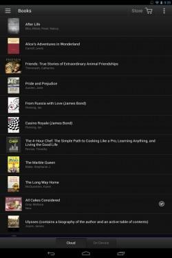 Imagen de Kindle para Android