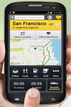 Imagen de Scout GPS Navigation & Traffic