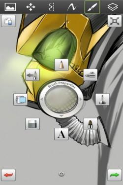 Imagen de SketchBook Mobile