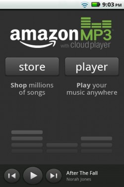 Imagen de Amazon MP3