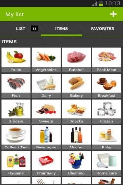 Imagen de myShopi -Lista de compra
