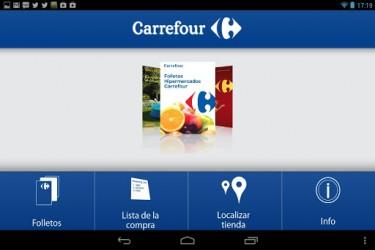 Imagen de Folletos Carrefour